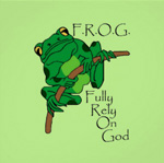 Youth Programs - Cana Lutheran Church - frog1
